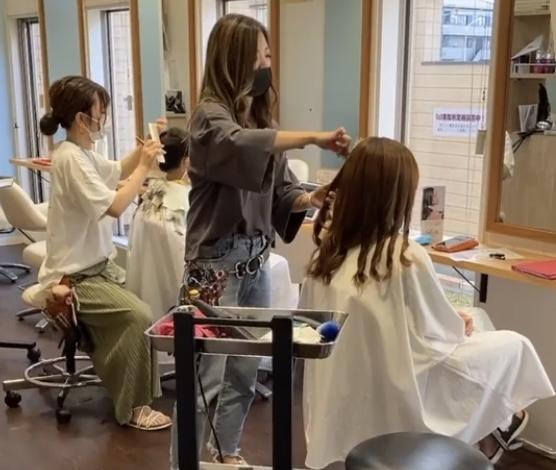 岐阜羽島 カットカラーがうまい美容院